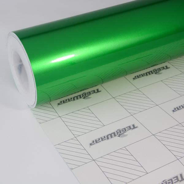 GLOSS ALUMINIUM LEAF GREEN