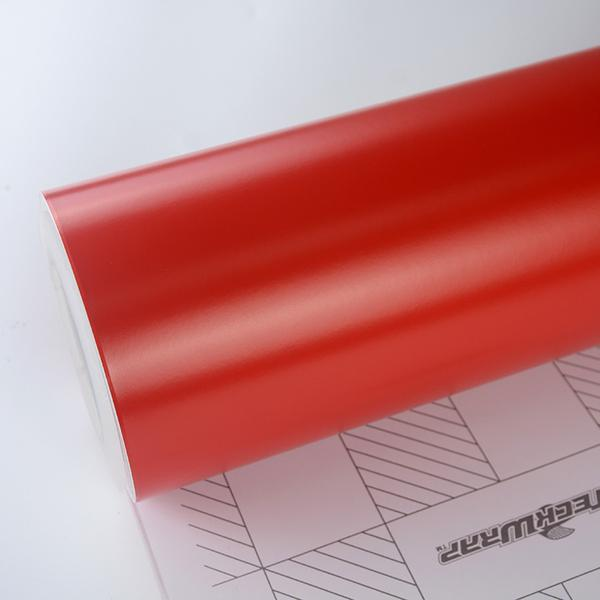 SUPER MATTE RACING RED 152cm x 1m