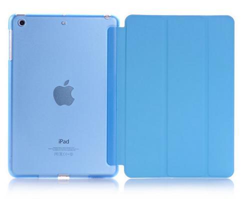 Obal pouzdro na iPad mini 1 2 Retina - Modrý 71b019d505a