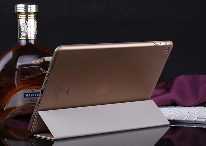Zlatý obal pouzdro na Apple iPad Air 2  f5aeed77e51