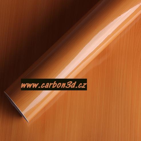 SAMOLEPÍCÍ FOLIE DŘEVO (0203) - 122cm x 50cm