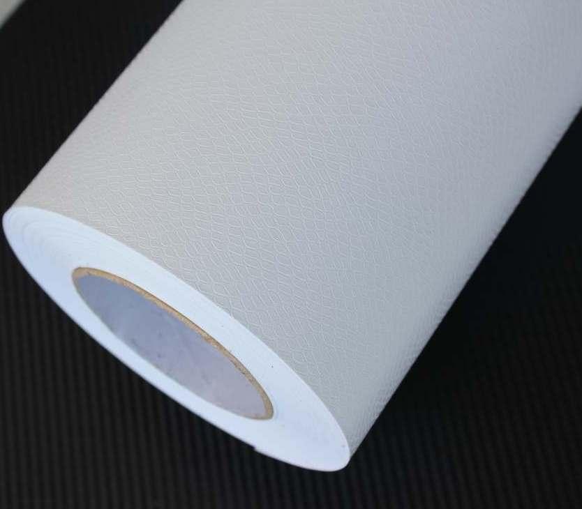 Bílý 3D HAD folie - 152cm x 10m