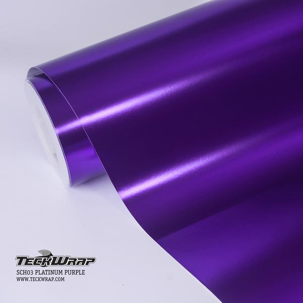 PLATINUM PURPLE 152cm x 18m