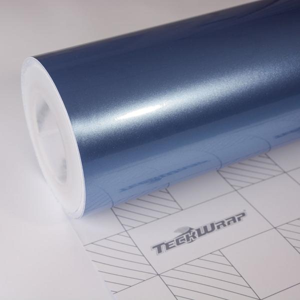 GLOSS METALLIC COLUMBIA BLUE 152cm x 18m