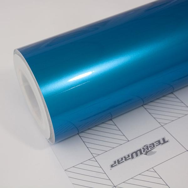 GLOSS METALLIC ZIRCON BLUE 152cm x 18m