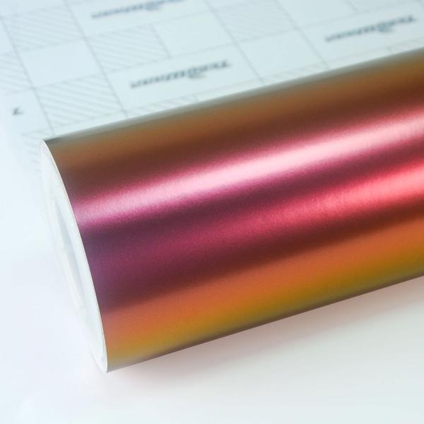 RAINBOW DRIFT METALLIC MATTE IBIZA SUNSET 152cm x 18m