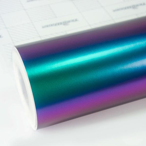 RAINBOW DRIFT METALLIC MATTE NOTHERN AURORA 152cm x 18m