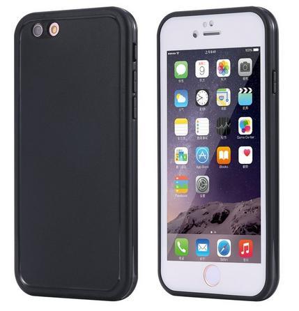 Černý Bílý vodotěsný obal iphone 5 5s SE 6 6S 6Plus 6sPlus 7 7Plus 8 empty 0be4a3be493