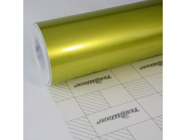 GLOSS ALUMINIUM YELLOW GREEN