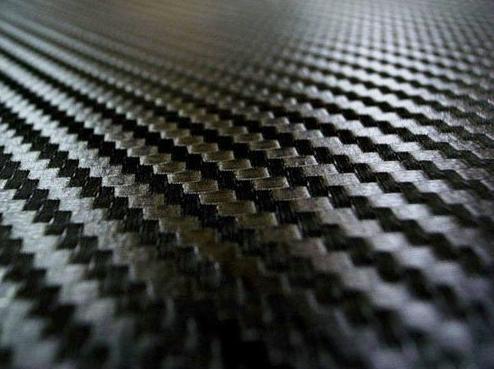ČERNÁ 3D CARBON KARBON FOLIE - Se vzduchovými kanálky152cm x 12m